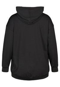 Active by Zizzi - Zip-up hoodie - black - 6