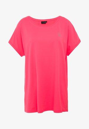 ABASIC ONE - T-shirt basic - sachet pink