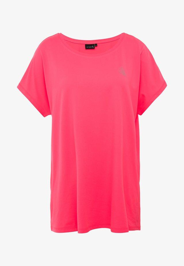 ABASIC ONE - Basic T-shirt - sachet pink