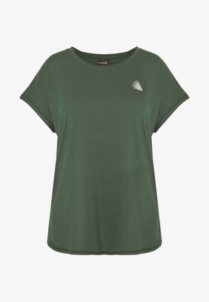 ABASIC ONE - Jednoduché triko - green gables