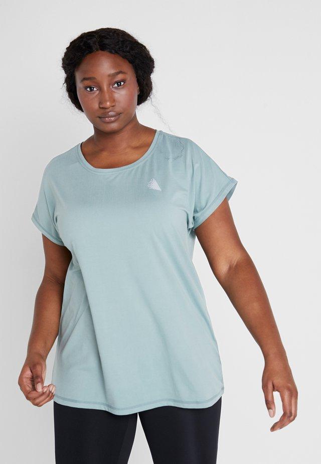 ABASIC ONE - Basic T-shirt - chinois green