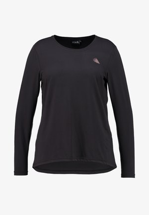 ABASIC - Sportshirt - black