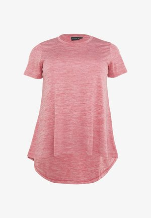 ASAN FRAN DROP - T-shirt basic - azalea