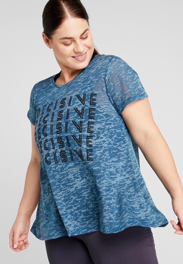 AIRMA - T-shirts print - legion blue