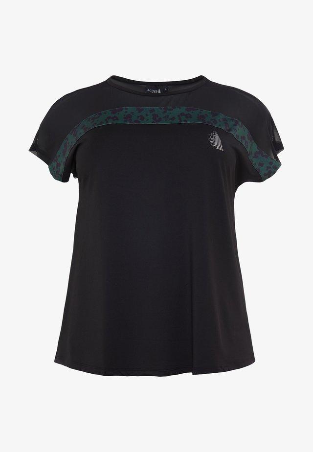 ALYNN - T-Shirt print - kombu green