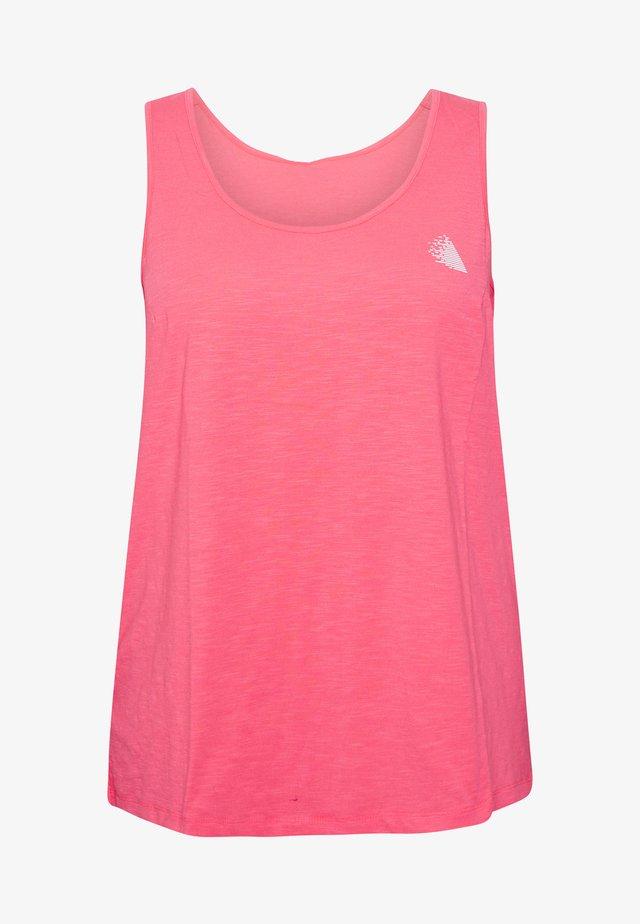 ACALLA TANK - Top - neon pink