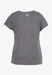 Active by Zizzi - ANELLA - Camiseta estampada - night sky melange