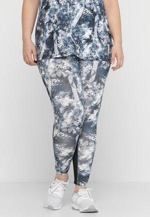 AHAWAII ANCLE PANT - Collants - blue