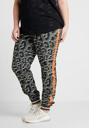 ALEO PANT - Træningsbukser - khaki