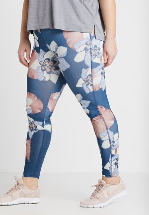 AWATERLILLY ANCLE PANT - Trikoot - blue