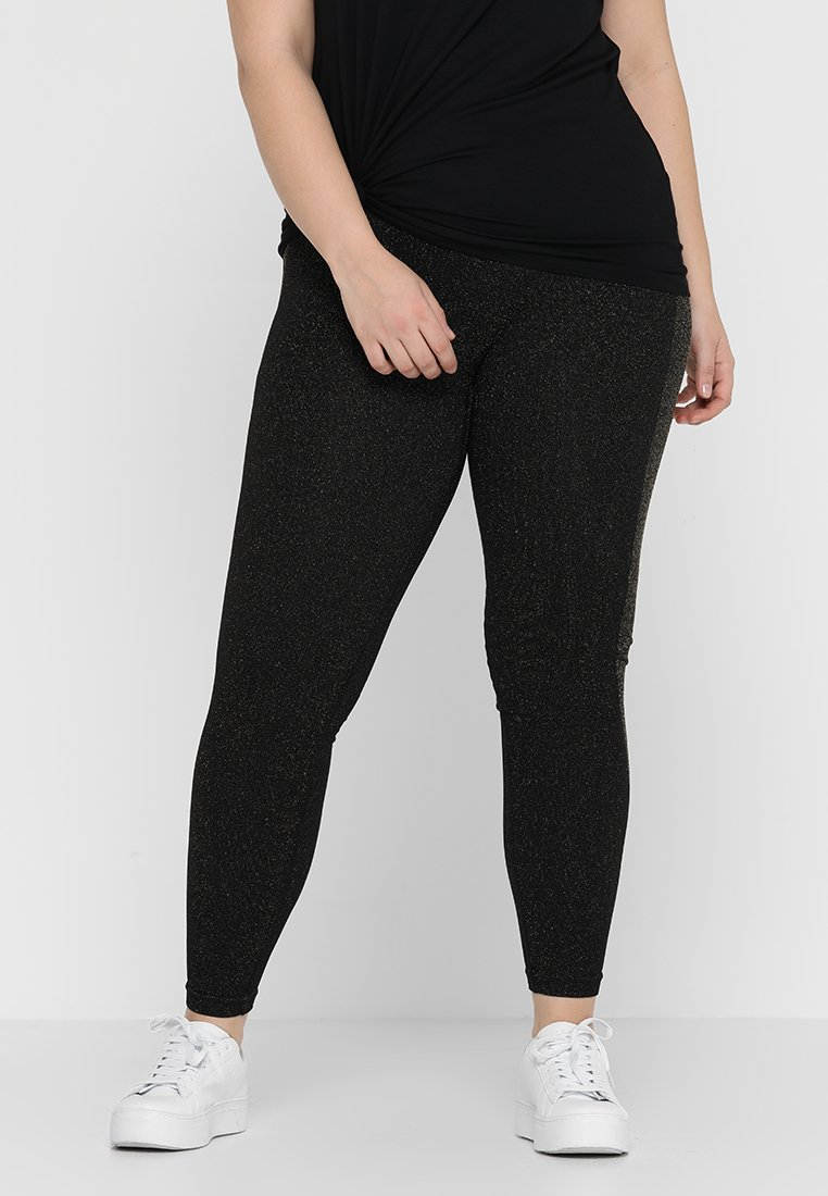 Active by Zizzi - AWIN PANT - Collants - black