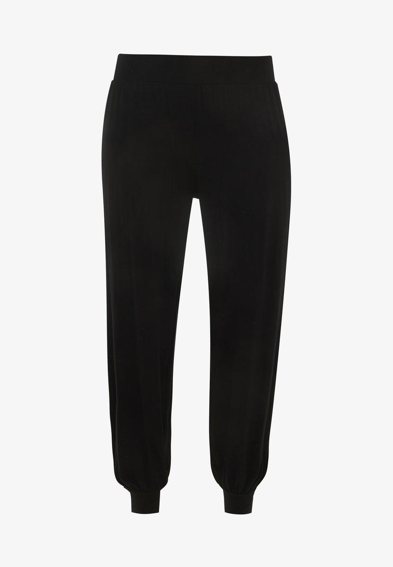 Active by Zizzi - AMILLI LONG PANT - Tracksuit bottoms - black