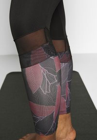 Active by Zizzi - AMEGAN - Collant - pink - 5