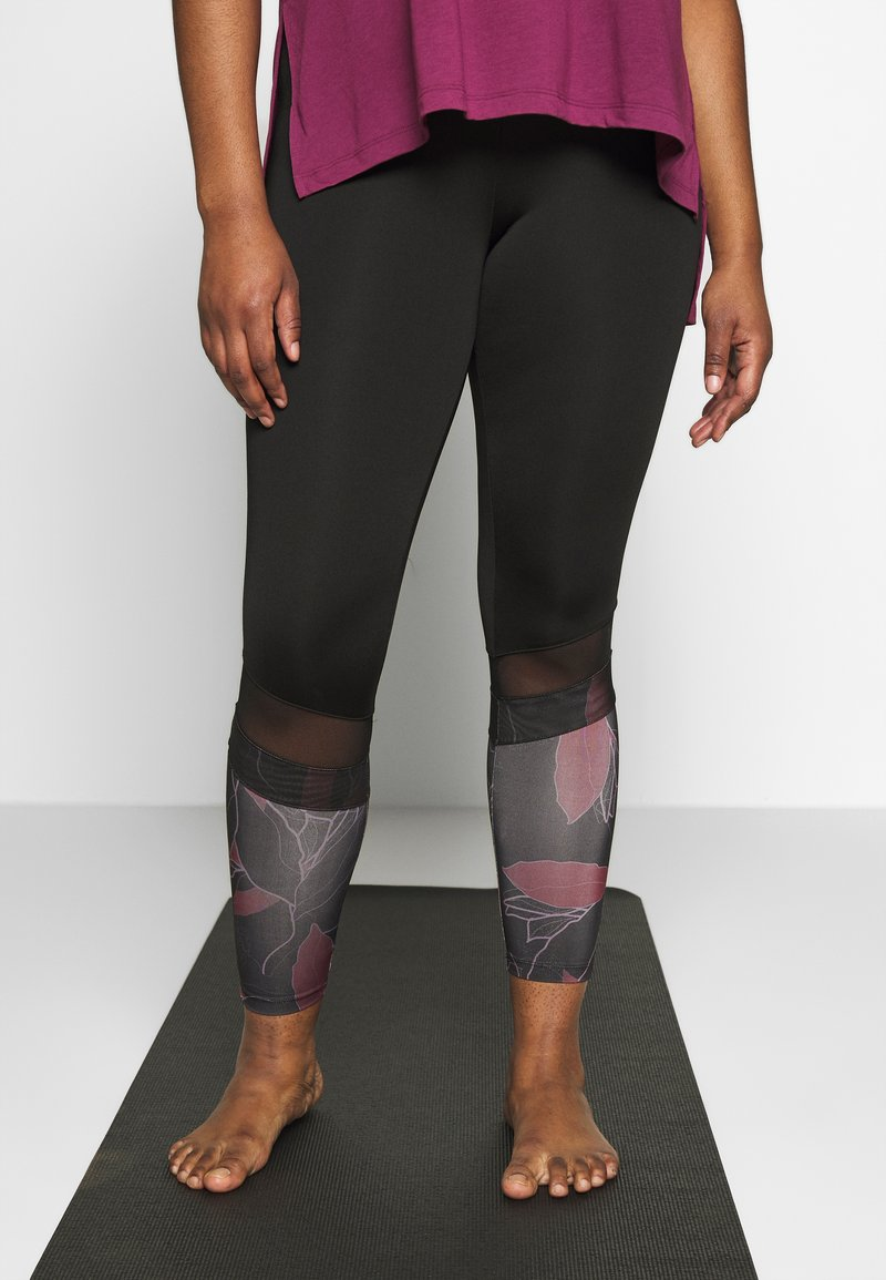 Active by Zizzi - AMEGAN - Collant - pink
