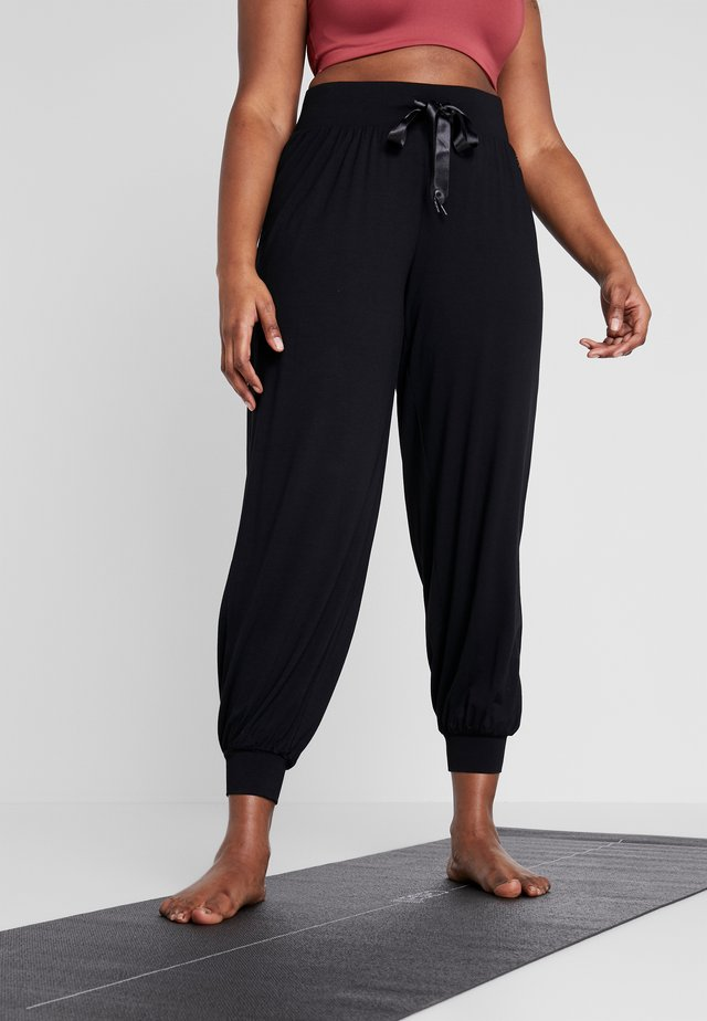ABETONY PANT - Tracksuit bottoms - black