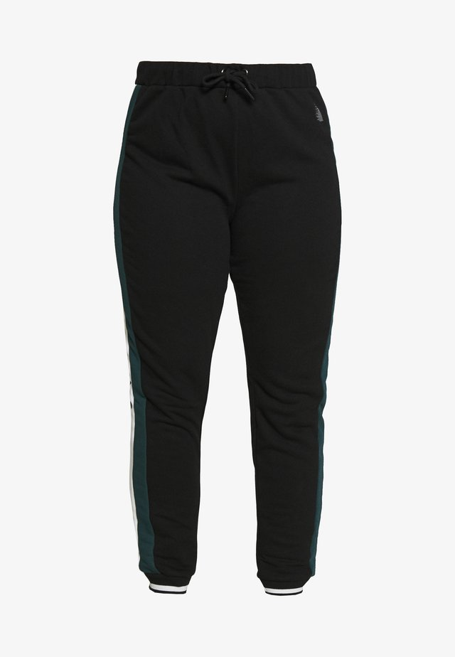 ACOSY LONG PANT - Tracksuit bottoms - black