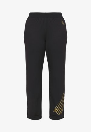 AMOLIS LONG PANT - Teplákové kalhoty - black