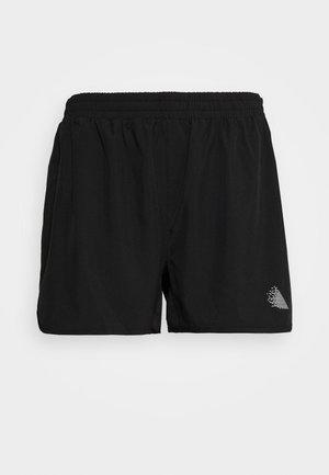AHAVANA SHORTS - Sportovní kraťasy - black