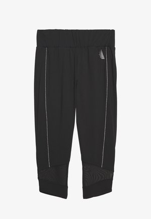 ALURA KNICKERS - Pantalón 3/4 de deporte - black