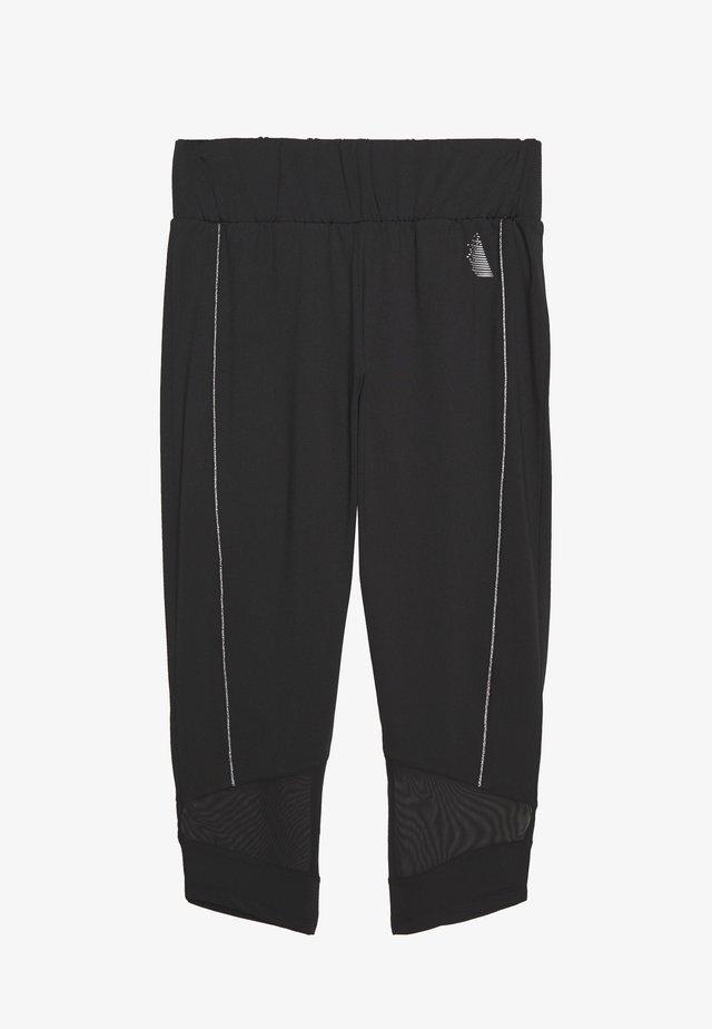 ALURA KNICKERS - 3/4 sportovní kalhoty - black