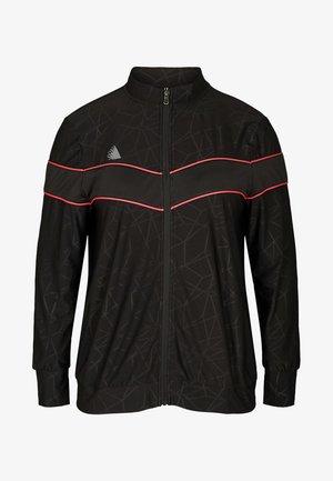 AJESSICA - Sportovní bunda - black comb
