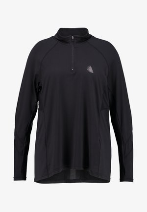 ADUBAI - Sports shirt - black