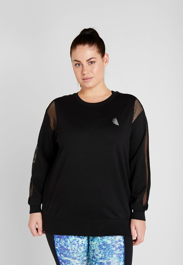 AISABELLE - Sweater - black