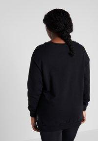 Active by Zizzi - ASEFIKA - Sweatshirt - black comb - 2