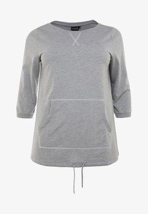 AWILLOW - Sweatshirts - light grey melange