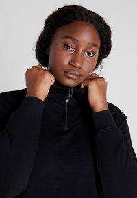 Active by Zizzi - ABEGONIA - Sweatshirt - black - 3