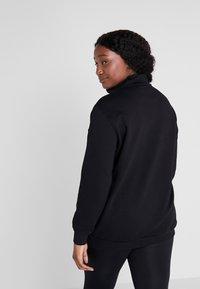 Active by Zizzi - ABEGONIA - Sweatshirt - black - 2