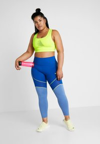 Active by Zizzi - ADORY BRA - Sports-bh'er - neon yellow - 1