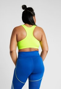 Active by Zizzi - ADORY BRA - Sports-bh'er - neon yellow - 2