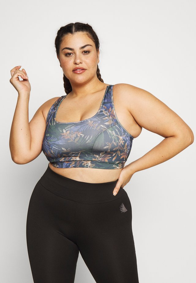 APALM BRA - Sports bra - black