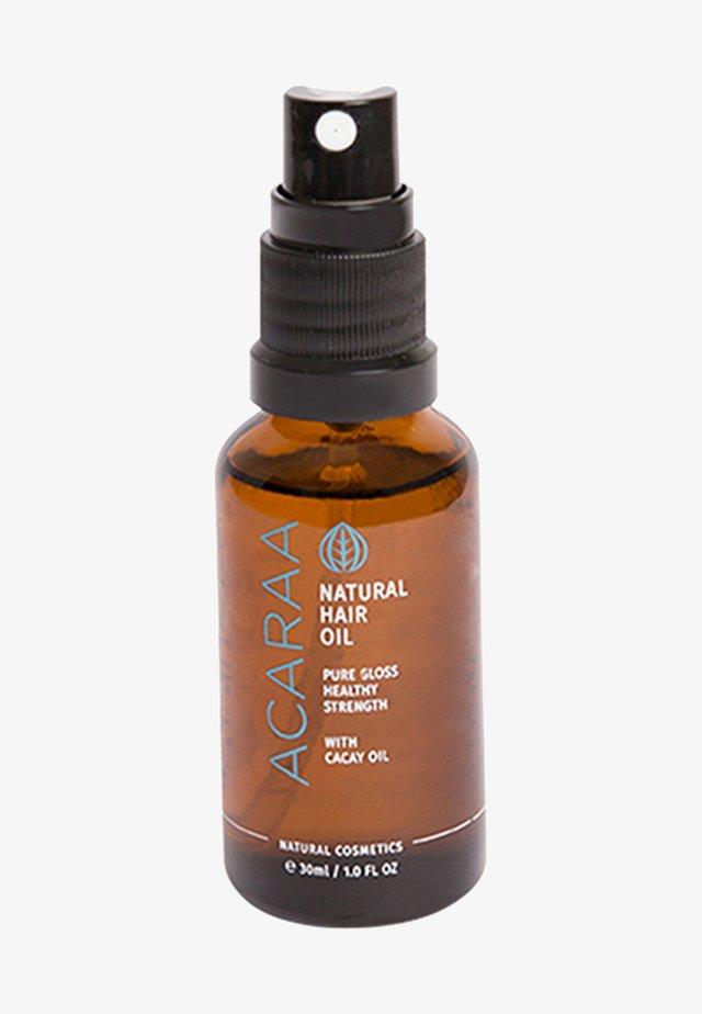 HAARÖL TRAVEL SIZE 30ML - Hair treatment - brown