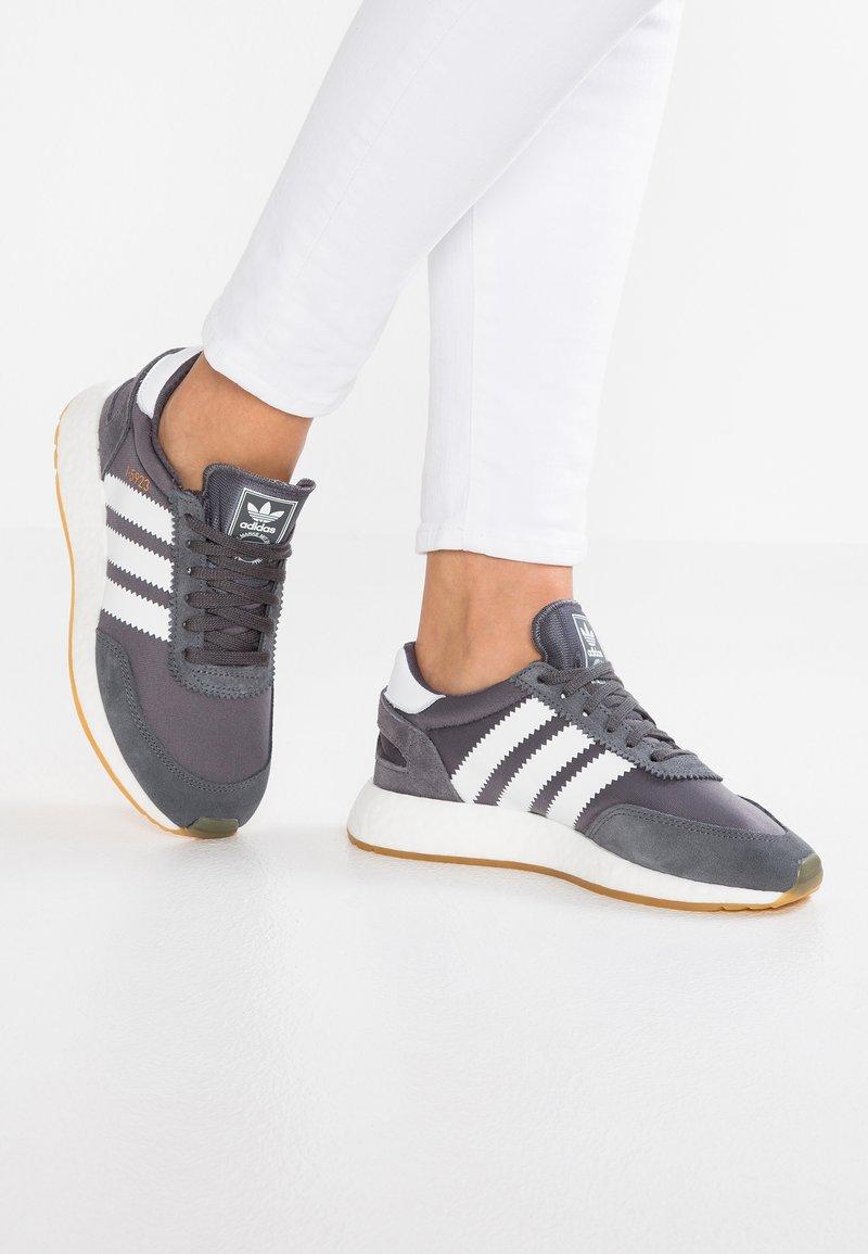 adidas Originals - I-5923 - Sneakers laag - grey five/footwear white