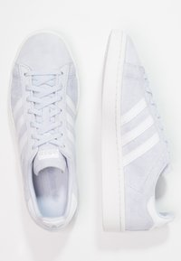 adidas Originals - CAMPUS - Zapatillas - aero blue/footwear white/crystal white - 1
