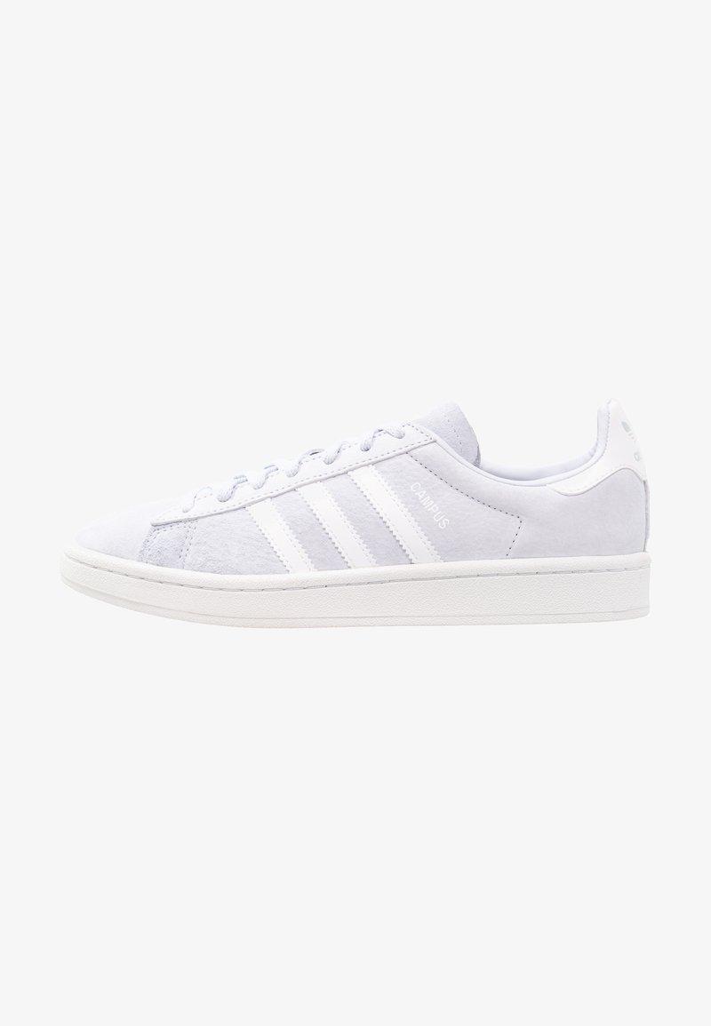 adidas Originals - CAMPUS - Trainers - aero blue/footwear white/crystal white