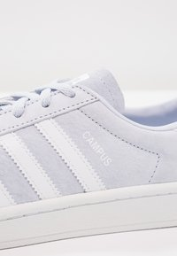 adidas Originals - CAMPUS - Zapatillas - aero blue/footwear white/crystal white - 5