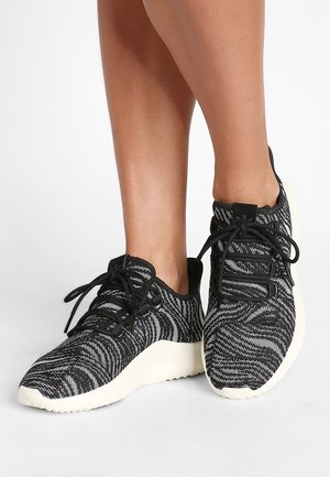 TUBULAR SHADOW - Sneakers laag - black/offwhite