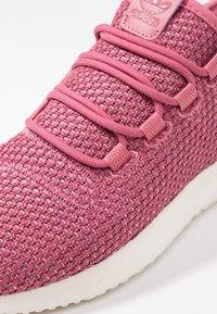 adidas Originals - TUBULAR SHADOW - Sneakers laag - trace maroon/chalk white/cloud white - 2