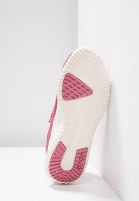 adidas Originals - TUBULAR SHADOW - Sneakers laag - trace maroon/chalk white/cloud white - 6