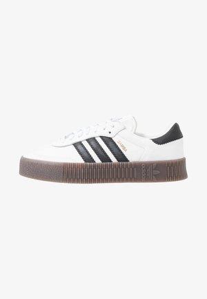 SAMBAROSE - Tenisky - footwear white/core black