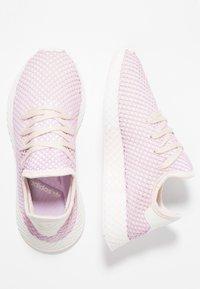 adidas Originals - DEERUPT - Sneakersy niskie - clear lilac - 3