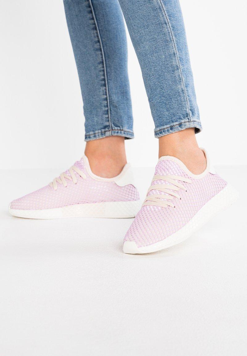 adidas Originals - DEERUPT - Sneakersy niskie - clear lilac
