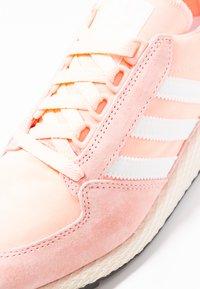 adidas Originals - FOREST GROVE - Sneakers - clear orange/cloud white/core black - 2