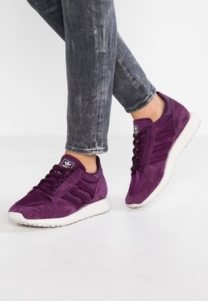 FOREST GROVE - Trainers - red night/cloud white/grey one