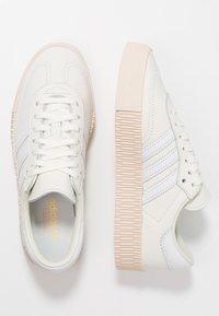 adidas Originals - SAMBAROSE - Sneakers - offwhite/footwear white - 3