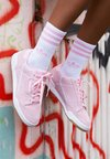 adidas Originals - CONTINENTAL 80 - Trainers - true pink/periwinkle/footwear white