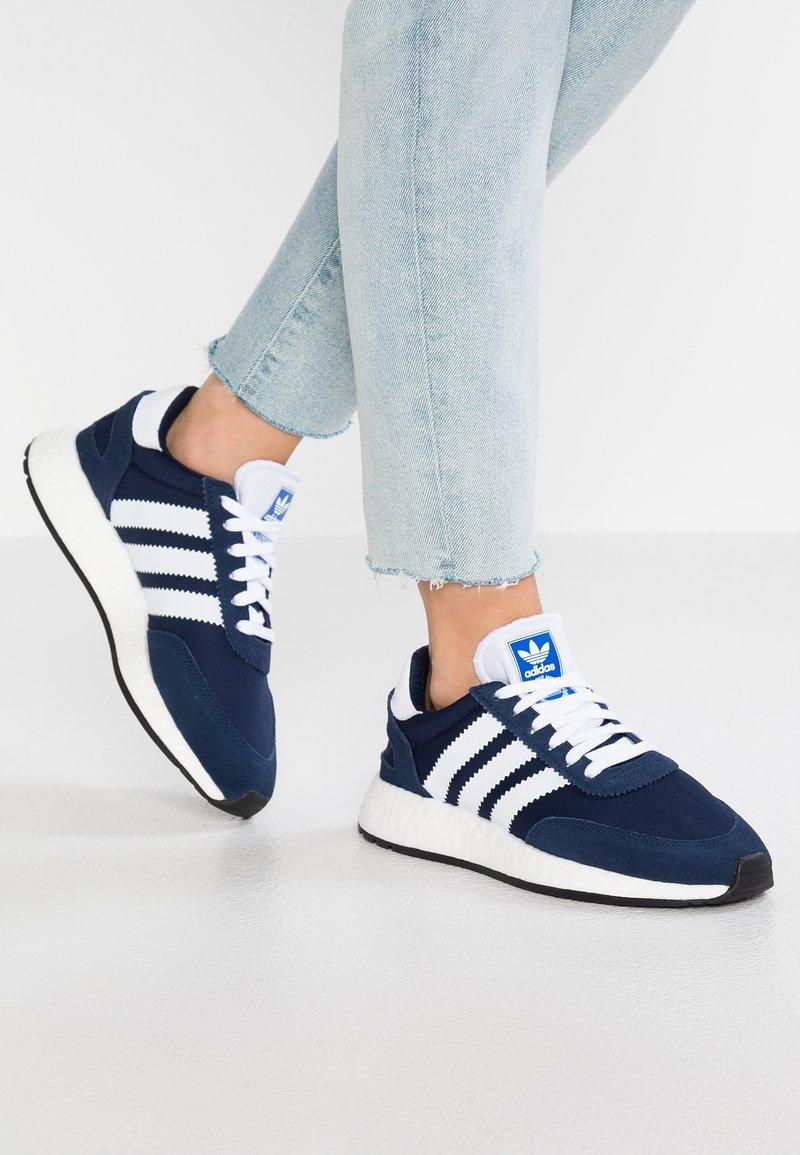 adidas Originals - I-5923 - Trainers - collegiate navy/footwear white/core black